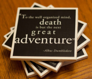 harry potter books jk rowling quotes death
