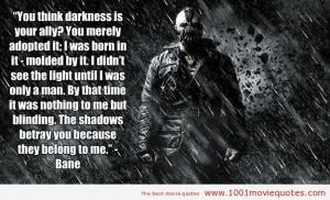 The Dark Knight Rises (2012) movie quote
