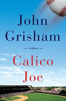 John Grisham's 'Calico Joe' slides to No. 6 on book list