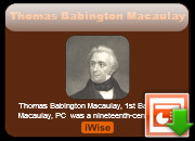 Thomas Babington Macaulay Education quotes