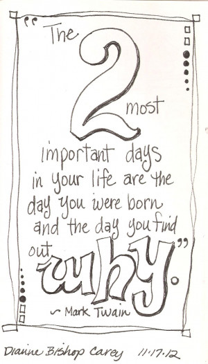 Quote Doodles
