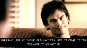 Vampire Diaries Damon Quotes