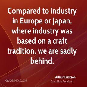 Arthur Erickson Design Quotes