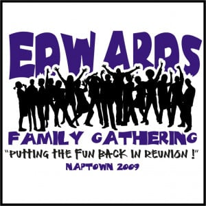 Family Reunion T Shirt Design Ideas