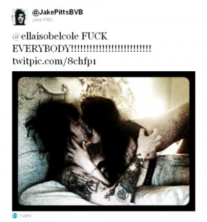 Jake Pitts Quotes #jake pitts #twitter