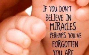 Miracle Babies Quotes
