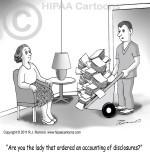 Funny Hipaa Cartoon News Picture