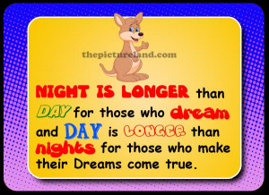 Inspirational Quotes Sayings With Cute Kangaroo Pictures Cartoon
