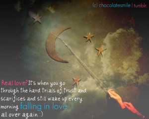 Every Morning Falling In Love All Over Again Love quote pictures