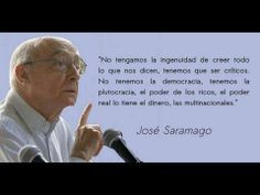 Writer Jose Saramago