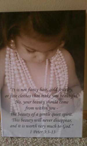 My goddaughter :]