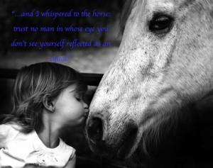 Horse Quotes Tumblr Picture
