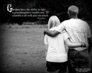 granddaughters need their grandpas