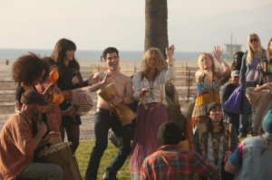 It's drum circle time on New Girl! Schmidt lets loose in this ...