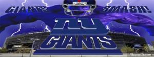 New York Giants Football Nfl 10 Facebook Cover
