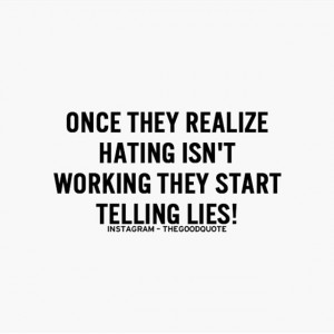 need to say no more #quote#lying#pathetic#people#finally#happy#love ...