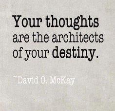 David O. McKay Quote: