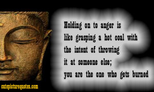 Anger Quotes / Gautam Buddha Quotes
