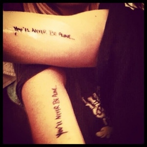 ... Tattoos For Mother And Daughter Mother daughter quotes tattoos