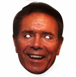 Cliff Richard Mask
