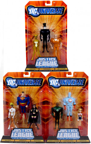 Justice League Unlimited Quotes