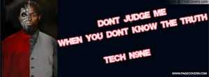 Tech N9ne Facebook Cover - PageCovers.