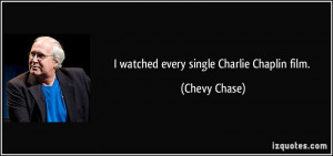 More Chevy Chase Quotes