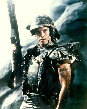 ... Hicks from the movie Aliens in Gearbox's upcoming game Aliens