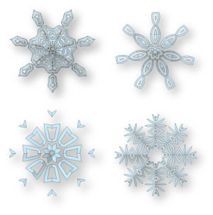 Inspirational Quotes: Snowflakes Are One…
