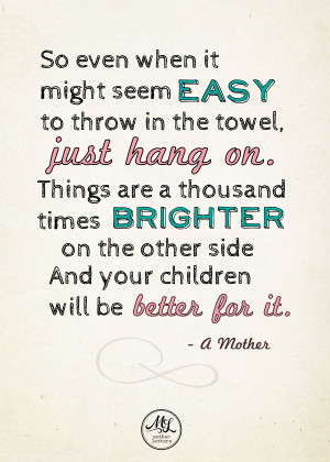 Mother-Quote-Mother Letters E-book