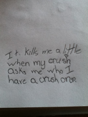 Cute Quotes: Crushes by doomgrace