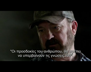 bobby singer, greek quotes, supernatural, tv series
