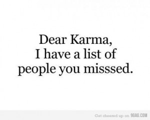 ... karma, love, luck, pain, people, quote, quotes, saying, sayings, text