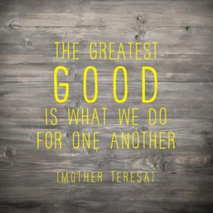 Teresa Quotes