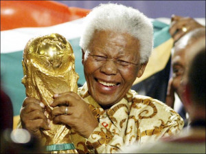 nelson mandela Nelson Mandela dies at 95, football world mourns
