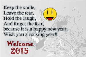 Happy New Year 2016 Poems for Boyfriend