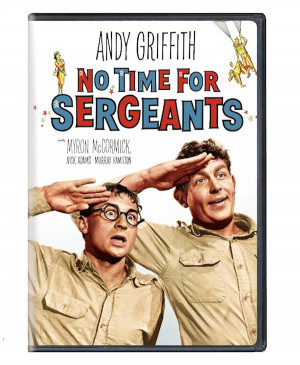 No Time for Sergeants (1958) starring Andy Griffith
