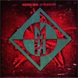 Machine Head The Burning Red JAP CD ALBUM RRCY-1102
