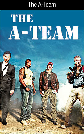 Home » Hollywood » The A-Team - DvdScr 3gp Mobile Movie