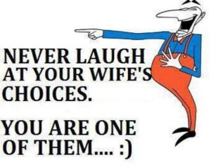 Husband Wife Jokes Marriage
