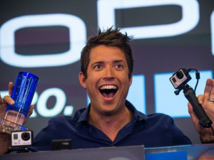 Nick Woodman 38 GoPro