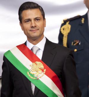 Galería toma posesión Enrique Peña Nieto como Presidente de México