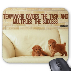 Motivational Office Quotes for Teamwork