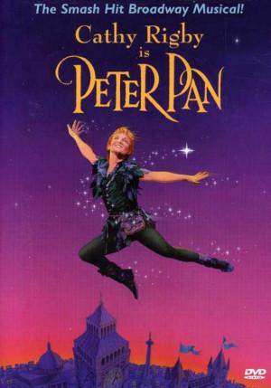 Cathy Rigby - Peter Pan DVD