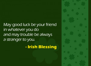 Irish Family Quotes And Sayings