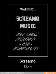 Screamo Music