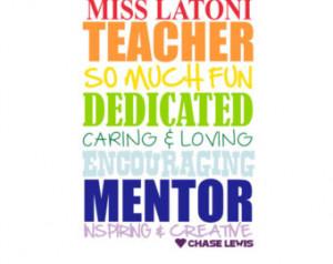 Preschool Teacher Appreciation Quotes Teacher apprec Preschool