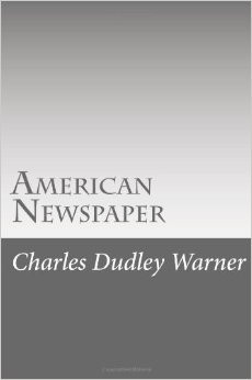 Quotes by Charles Dudley Warner