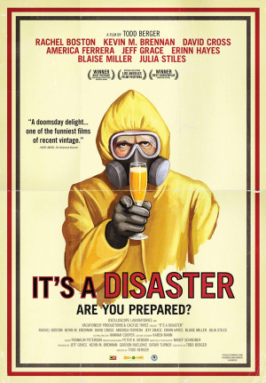 It's A Disaster | poster