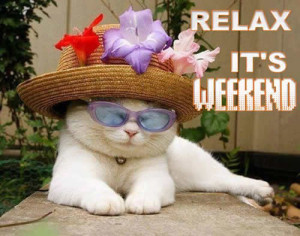 Have a awesome weekend